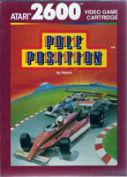 Photo de la boite de Pole Position