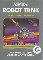 Photo de la boite de Robot Tank