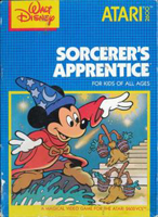 Photo de la boite de Sorcerer s Apprentice
