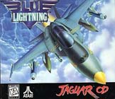 Blue Lightning sur Atari Jaguar CD