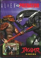 Photo de la boite de Alien VS Predator
