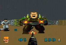 Wolfenstein 3D, capture décran