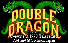 Double Dragon, capture d'écran