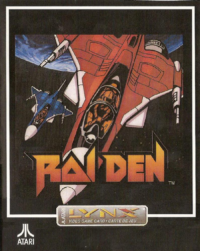Photo de la boite de Raiden