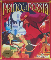 Photo de la boite de Prince Of Persia (Atari ST)