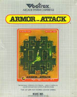 Photo de la boite de Armor Attack
