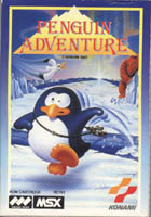 Photo de la boite de Penguin Adventure