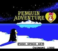 Penguin Adventure, capture décran