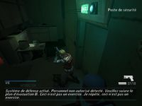 une photo d'écran de Cold Fear sur Microsoft X-Box
