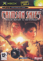 Photo de la boite de Crimson Skies - High Road to Revenge