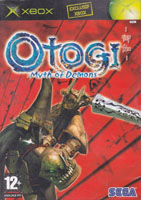 Photo de la boite de Otogi - Myth of Demons