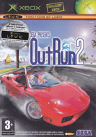 Photo de la boite de OutRun 2