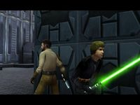 Star Wars - Jedi Knight 2 - Jedi Outcast sur Microsoft X-Box