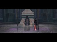 une photo d'écran de Star Wars - Knights of the Old Republic 2 - The Sith Lords sur Microsoft X-Box
