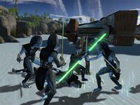 Star Wars - Knights of the Old Republic, capture d'écran