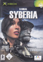 Photo de la boite de Syberia
