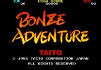 Photo de la boite de Bonze Adventure