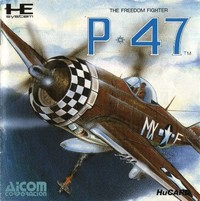 Photo de la boite de P-47 The Freedom Fighter