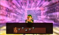 une photo d'écran de The Legend of Zelda - Ocarina of Time 3D sur Nintendo 3DS