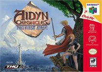 Photo de la boite de Aidyn Chronicles - The First Mage