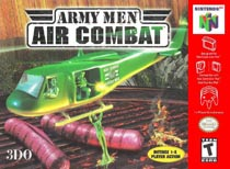 Photo de la boite de Army Men - Air Combat