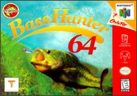 Photo de la boite de Bass Hunter 64