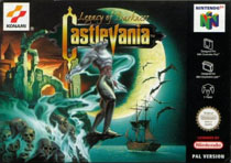 Photo de la boite de Castlevania - Legacy of Darkness