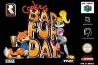 Photo de la boite de Conker s Bad Fur Day