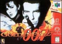 Photo de la boite de GoldenEye 007
