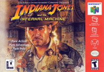 Photo de la boite de Indiana Jones and the Infernal Machine