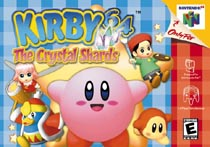 Photo de la boite de Kirby 64 - The Crystal Shards