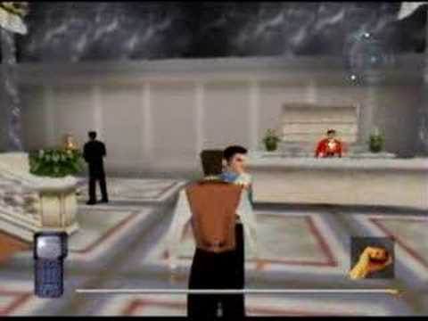 une photo d'écran de Mission Impossible sur Nintendo 64