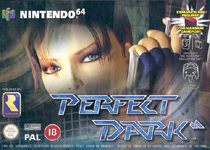 Photo de la boite de Perfect Dark