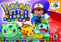 Photo de la boite de Pokemon Puzzle League