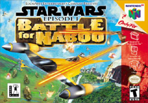 Photo de la boite de Star Wars Episode 1 - Battle for Naboo
