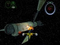 Star Wars Episode 1 - Battle for Naboo sur Nintendo 64