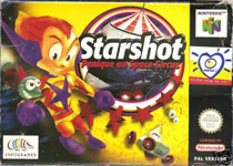 Photo de la boite de Starshot - Panique au Space Circus