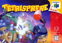 Photo de la boite de Tetrisphere