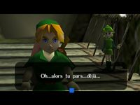 The Legend of Zelda - Ocarina of Time, capture d'écran