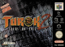 Photo de la boite de Turok 2 - Seeds of Evil