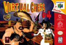 Photo de la boite de Virtual Chess 64