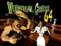 Virtual Chess 64, capture d'écran