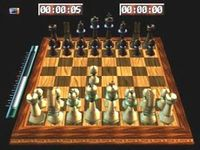 Virtual Chess 64 sur Nintendo 64
