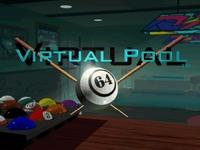 Virtual Pool 64, capture décran