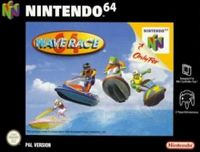 Photo de la boite de Wave Race 64