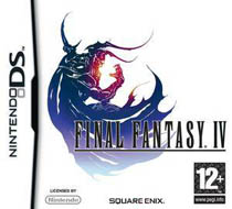 Photo de la boite de Final Fantasy 4 DS