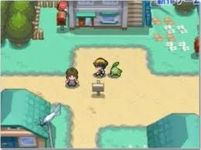 Pokemon Version Argent SoulSilver, capture d'écran