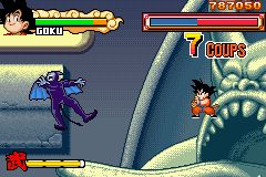 Dragon Ball Advanced Adventure sur Nintendo Game Boy Advance