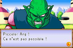 Dragon Ball Advanced Adventure, capture d'écran