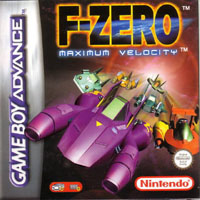 Photo de la boite de F-Zero Maximum Velocity